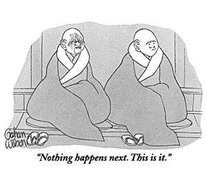 Nothing happens next_New Yorker cartoon