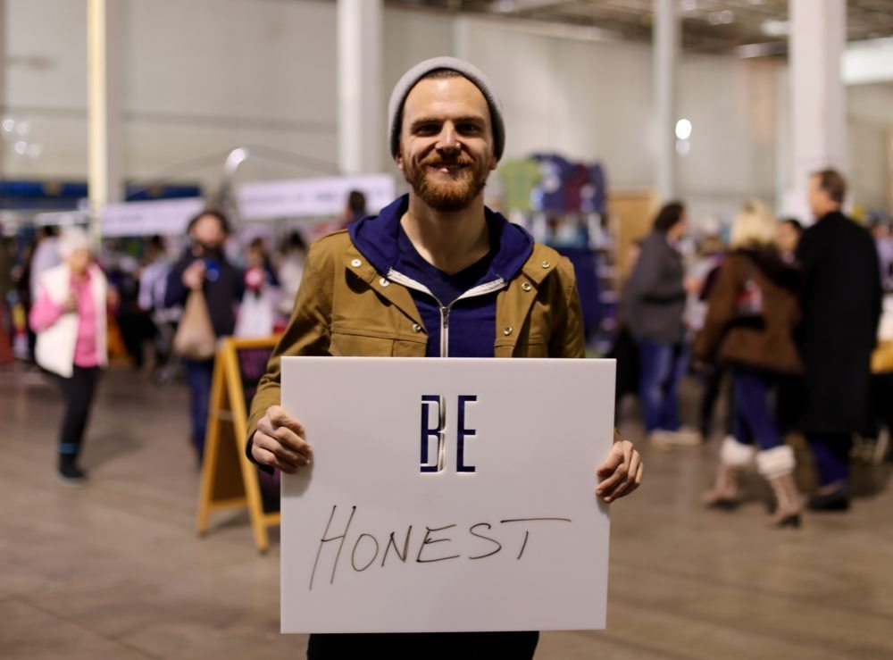 The Be Stories_Denver Flea_BE Honest